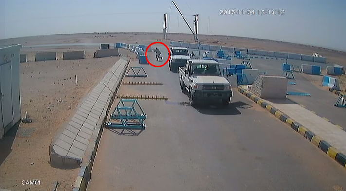 ویدیو اولین تصاویر از درگیری نیروهای آمریکایی و اردنی