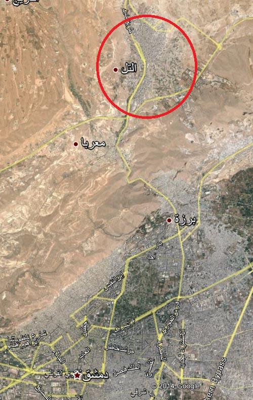 13 شهریور 1393 / التل - دمشق