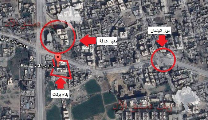 6 شهریور 1393 / سوریه - جوبر