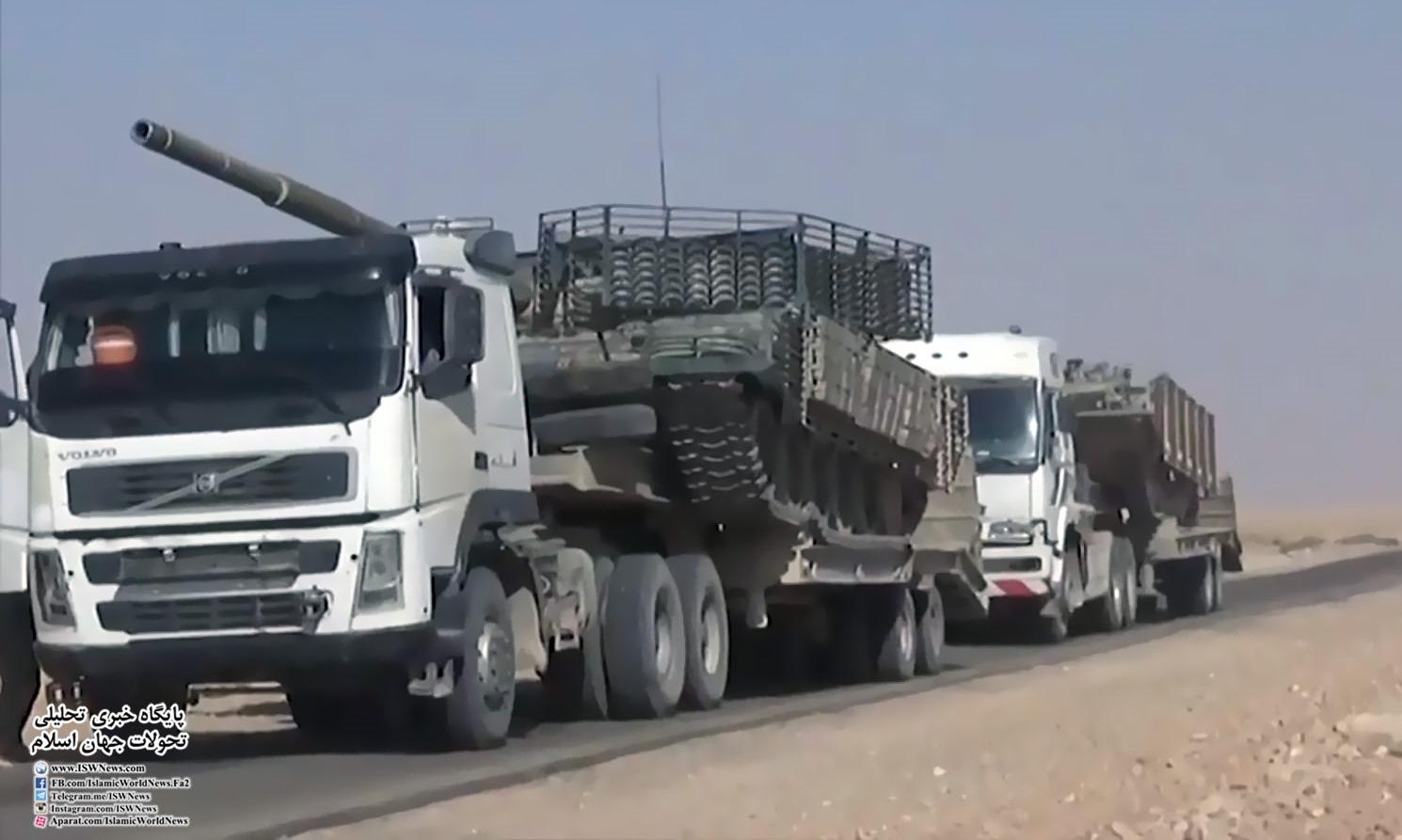 تغییر استراتژی ارتش سوریه، کلید چرخش معادله قدرت در بیابان ها