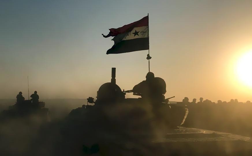 عملیات پاکسازی حویجه (منطقه عمومی جنوب استان کرکوک) از داعش آغاز شد.