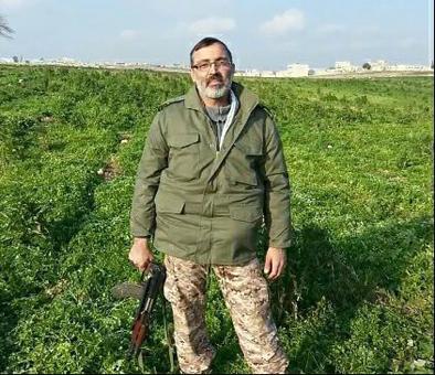 شهید جواد محمدی مفرد